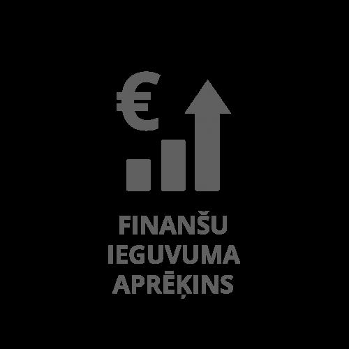 logseter finanšu ieguvuma aprēķins